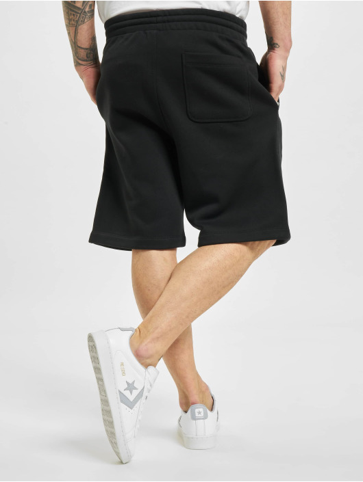 Converse Shorts Embroidered Sc schwarz