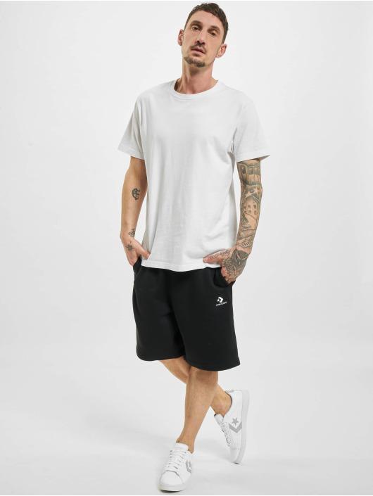 Converse shorts Embroidered Sc zwart