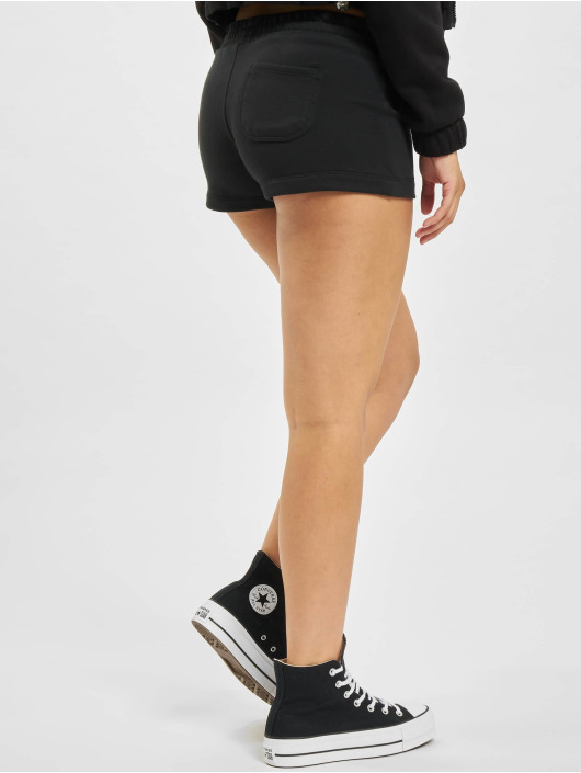 Converse shorts Embroidered Star Chevron zwart