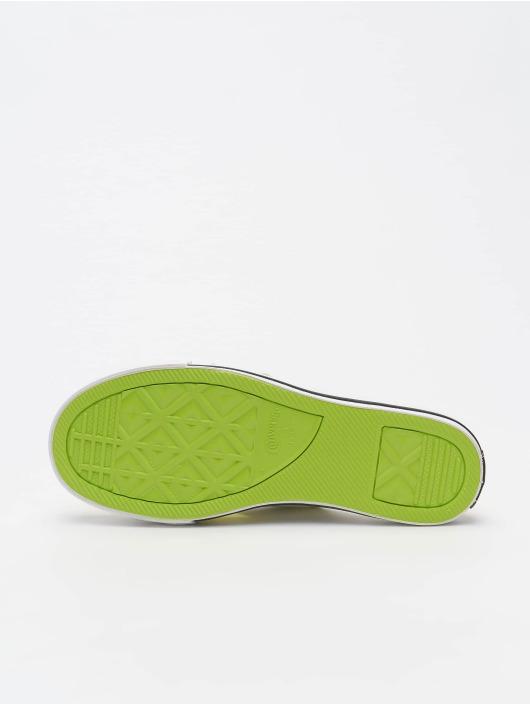 Converse One Star Slip Sandals WhiteFresh YellowBold Lime white