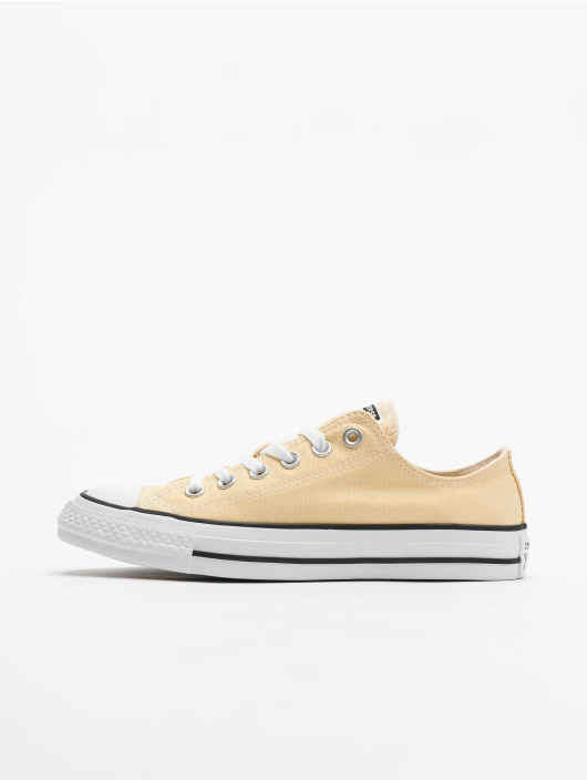neuer Stil 85bcf efcfa Converse Chuck Tailor All Star Ox Sneakers Pale Vanilla