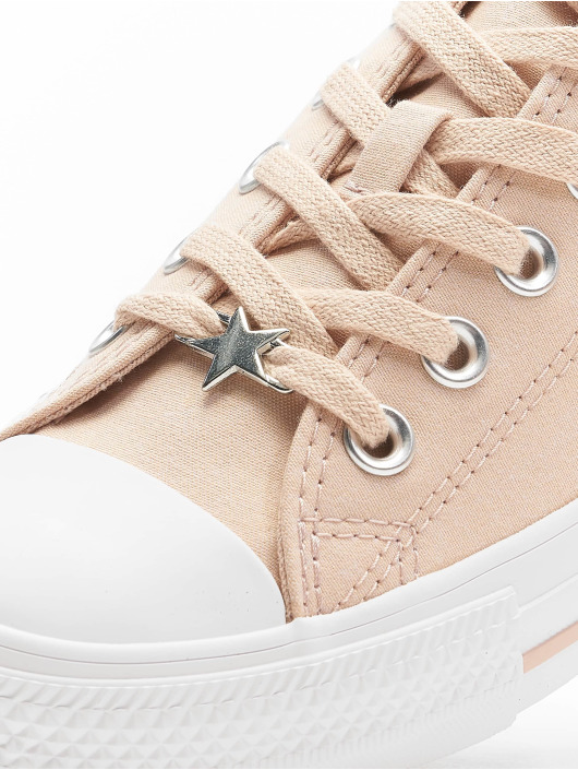 Converse Sneaker Chuck Tailor All Star Ox beige