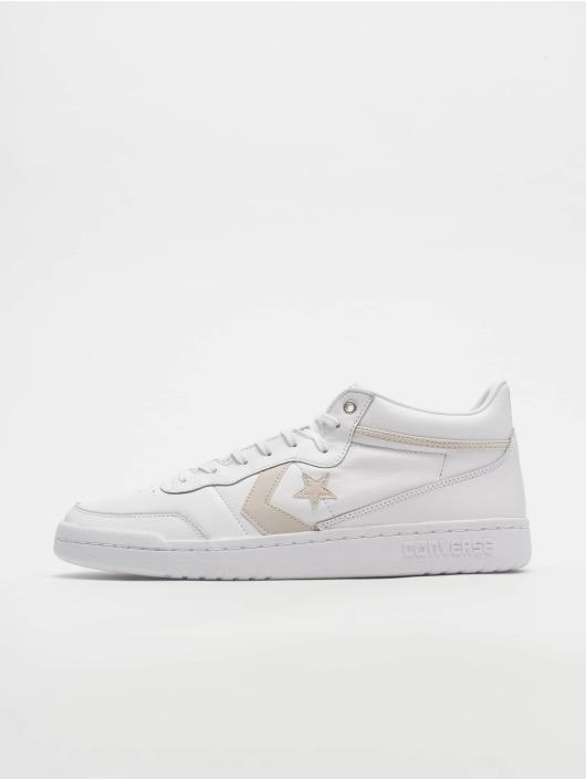 Converse Sneaker Fastbreak Mid bianco