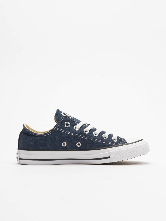 Converse Sneaker All Star Ox Canvas Chucks blau