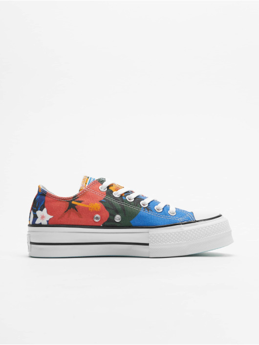 Converse Sneaker Chuck Taylor All Star Lift Ox blau