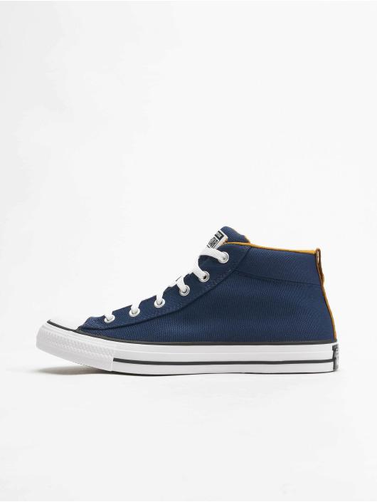 Converse Sneaker Chuck Taylor All Stars Street Mid blau