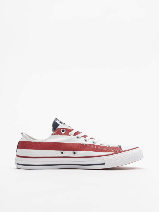 Converse sneaker All Star Stars & Bars Ox bont