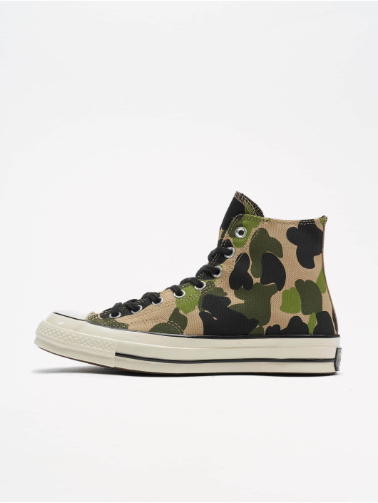 Converse Sneaker Chuck 70 HI camouflage