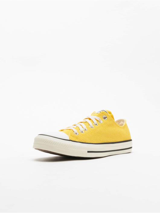 Converse Sneaker CTAS OX gelb
