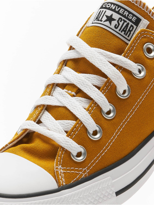 Converse Sneaker Chuck Taylor All Star Ox gelb