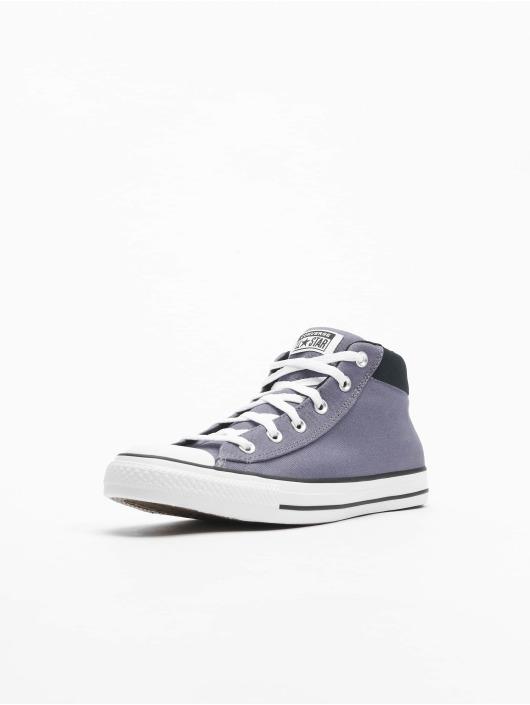 Converse Sneaker Chuck Taylor All Stars Street Mid Light grau