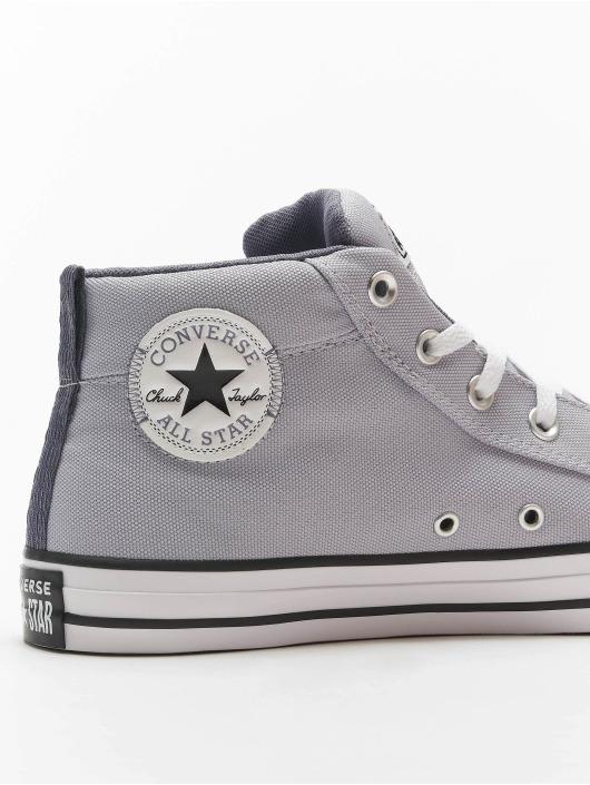 Converse Sneaker Chuck Taylor All Stars Street Mid grau