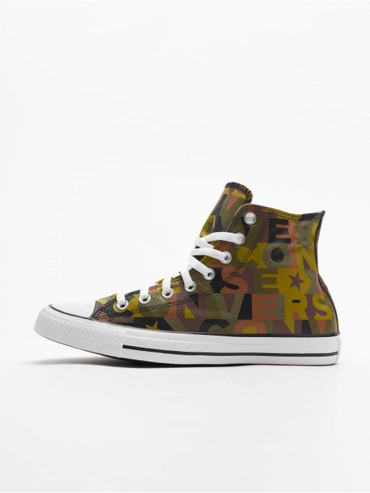 Converse sneaker Ctas Hi groen