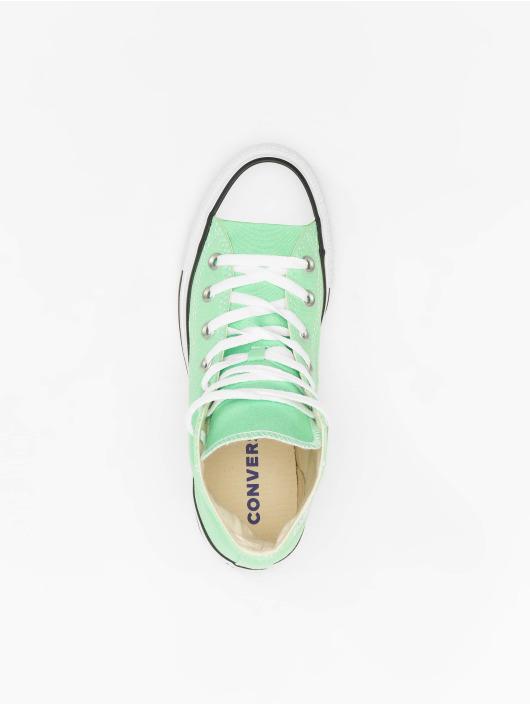 Converse Sneaker Chuck Tailor All Star Hi grün