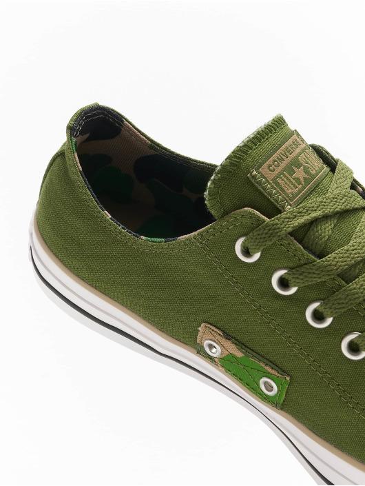 Converse Sneaker Ctas Ox Cypress grün