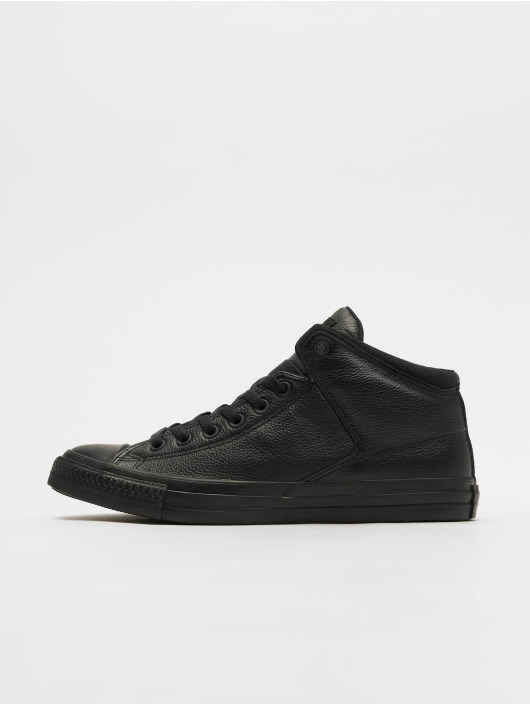 Converse Sneaker CTAS High Street nero