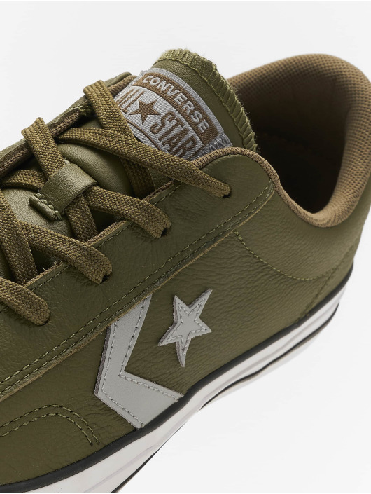 Converse Sneaker Star Player Ox oliva