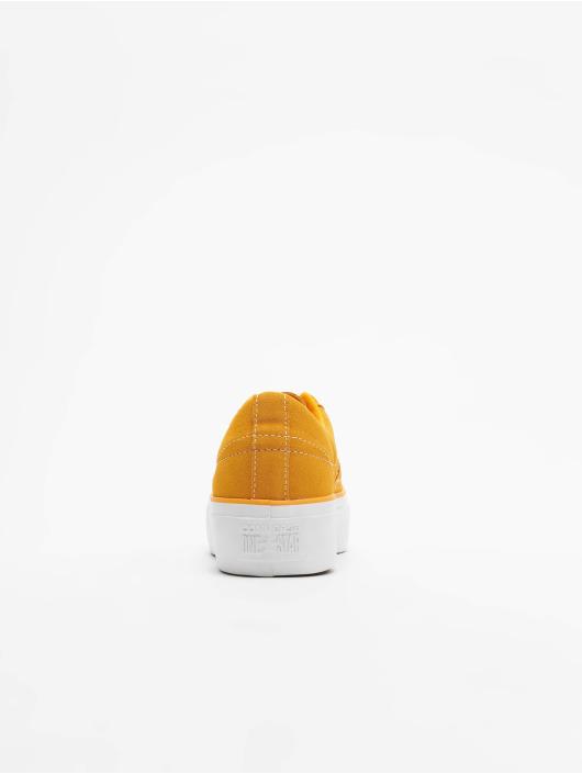 Converse Sneaker One Star Platform Ox orange