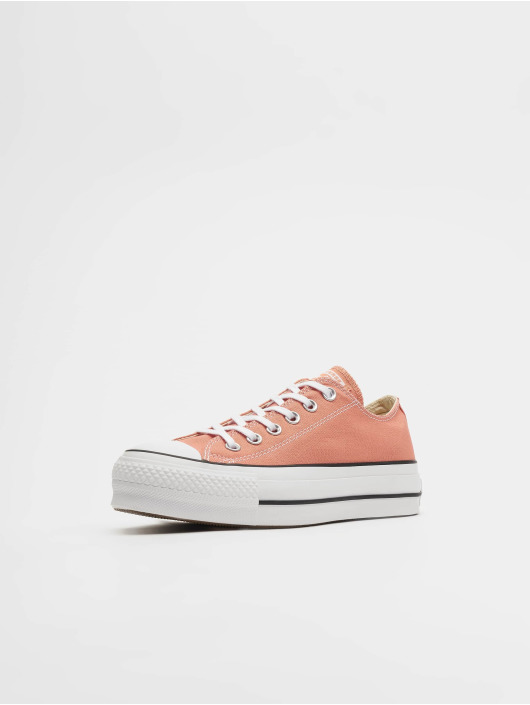 Converse Sneaker Chuck Taylor All Star Lift Ox orange
