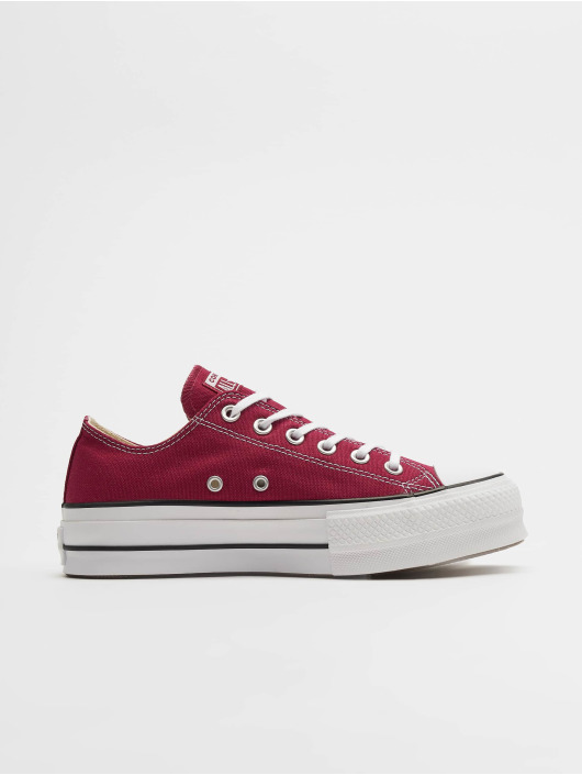 Converse Sneaker Chuck Taylor All Star Lift Ox pink