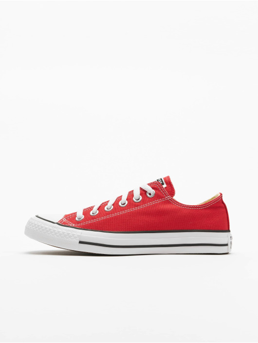 Converse Sneaker All Star OX rot