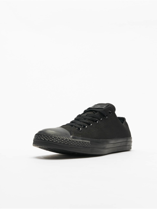 Converse Chuck Taylor All Star Ox Sneakers Black Monochrome