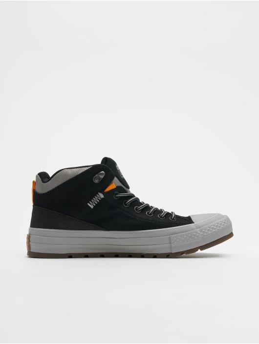 Converse Sneaker Chuck Taylor All Star Street Boot Hi schwarz