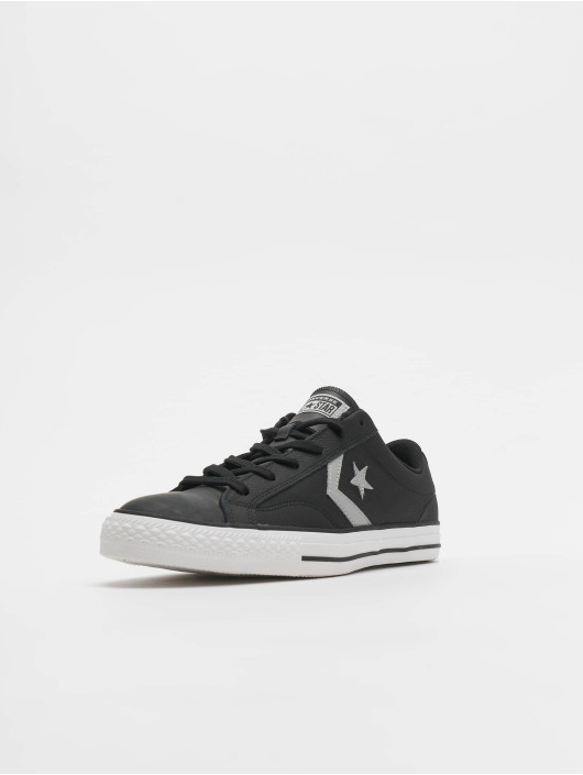 Converse Sneaker Star Player Ox schwarz