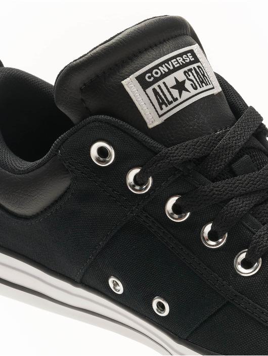 Converse Sneaker Ctas Cs Ox schwarz