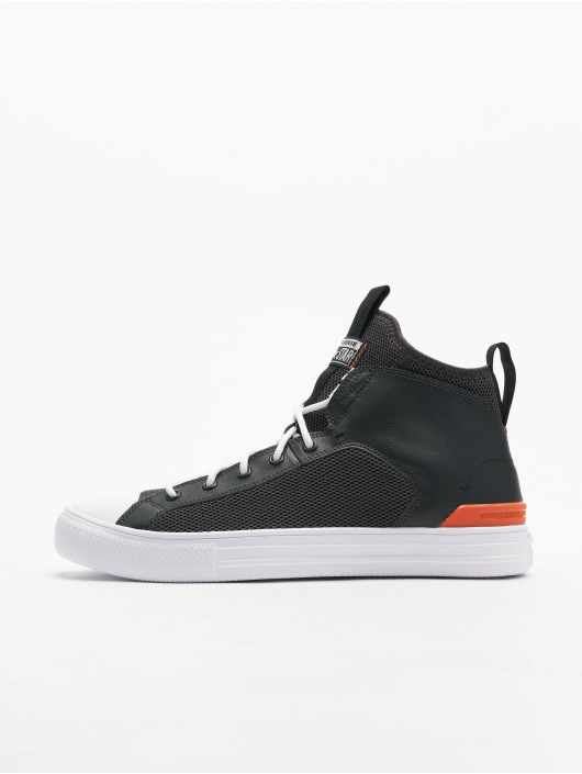 Converse Sneaker Ctas Ultra Mid schwarz
