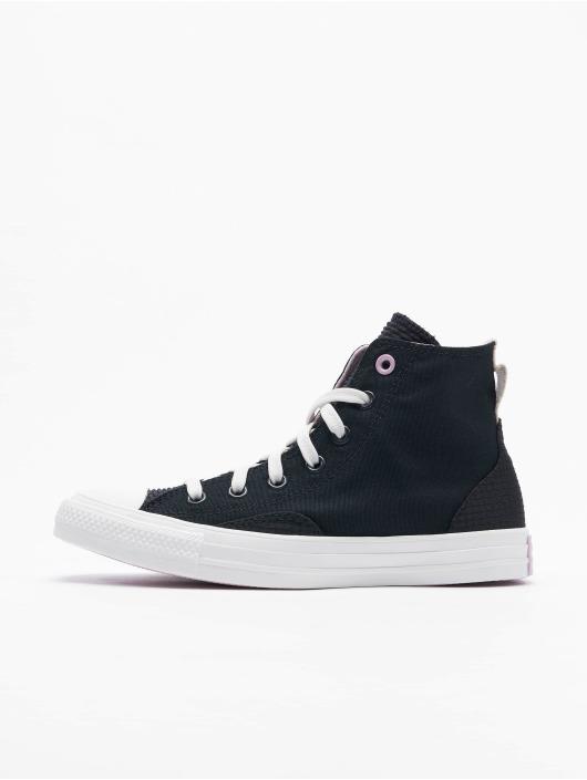 Converse Sneaker CTAS Hi schwarz