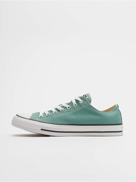turquoise converse chucks