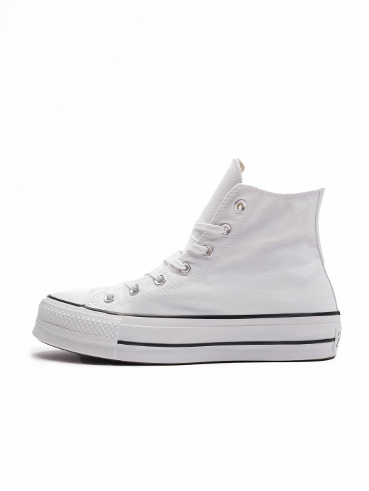 Converse Sneaker Taylor All Star Lift Hi weiß
