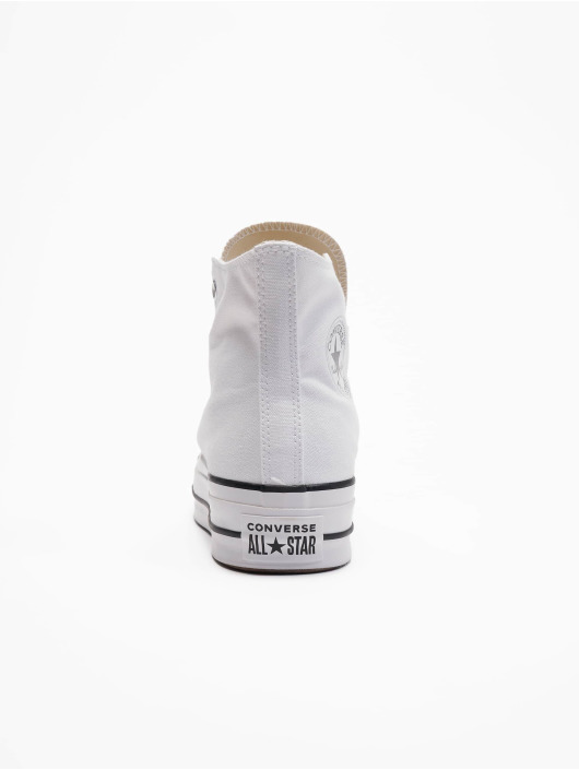 Converse Sneaker Taylor All Star Lift Hi weiß