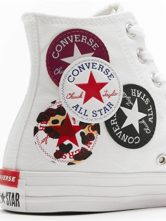 Converse Sneaker Ctas Hi weiß