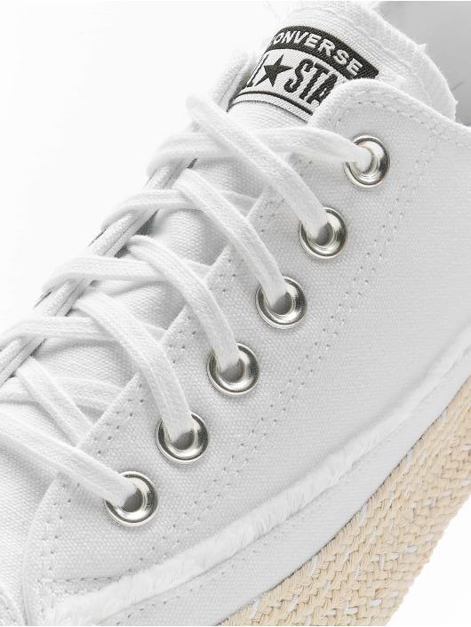 Converse Sneaker CTAS Espadrille OX weiß