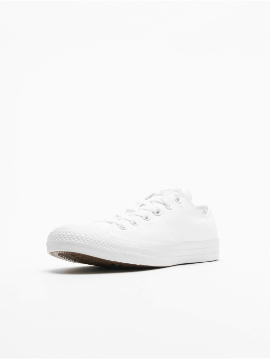 Converse Chuck Taylor All Star Ox Sneakers White Monochrome