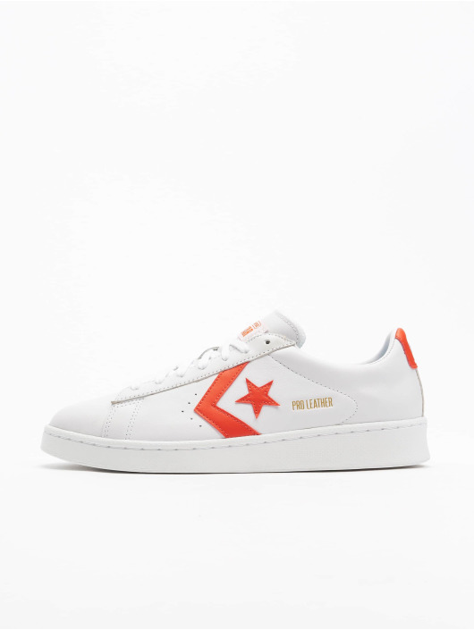 Converse sneaker Pro Leather Ox wit