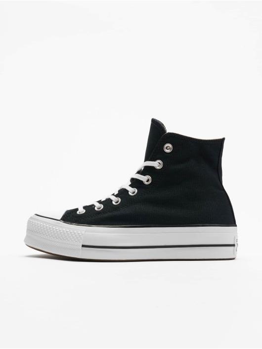 1b0fc0e24db Converse schoen / sneaker Chuck Taylor All Star Lift Hi in zwart 631016