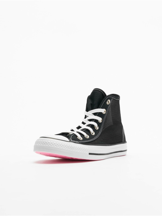 Converse Chuck Tailor All Star Hi Sneakers BlackWhiteBlack