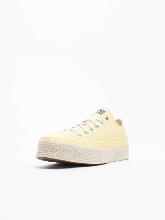 Converse Sneakers Ctas Espadrille Ox žltá