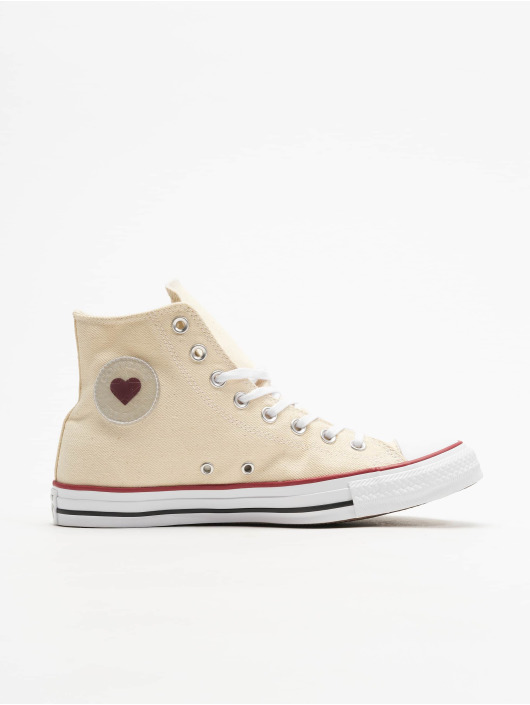 Converse Sneakers Chuck Taylor All Star Hi béžová
