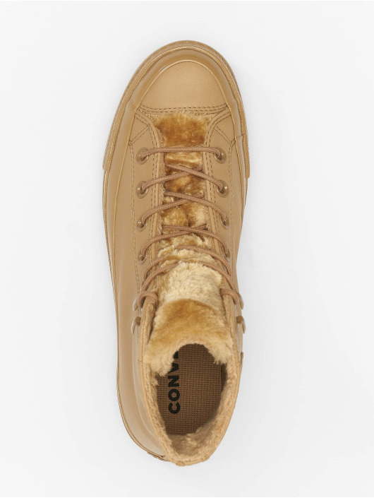 Converse Sneakers Chuck Taylor All Star Lift Ripple beige