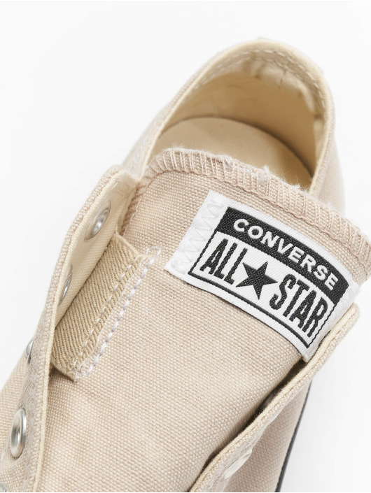 Converse Sneakers Chuck Tailor All Star Slip beige