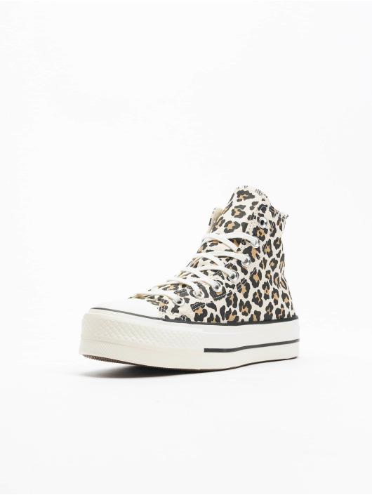Converse Sneakers Ctas Lift Hi beige