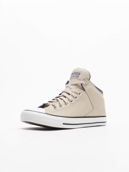Converse Sneakers CTAS High Street Mid beige