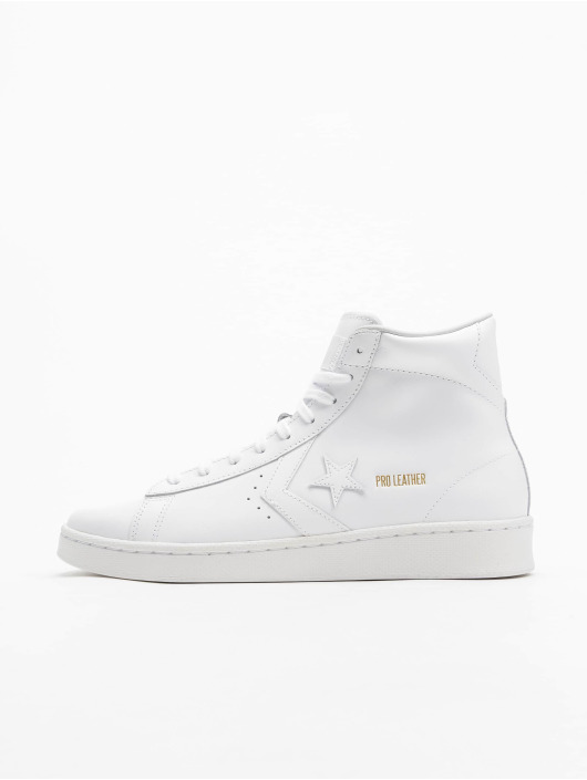 Converse Sneakers Pro Leather High bialy