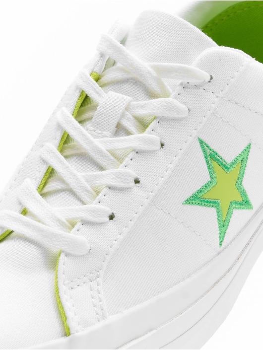 Converse Sneakers One Star Ox biela