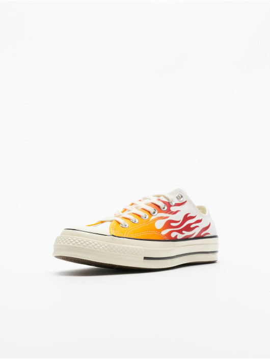 Converse Sneakers Chuck 70 Archive Prints Remixed biela