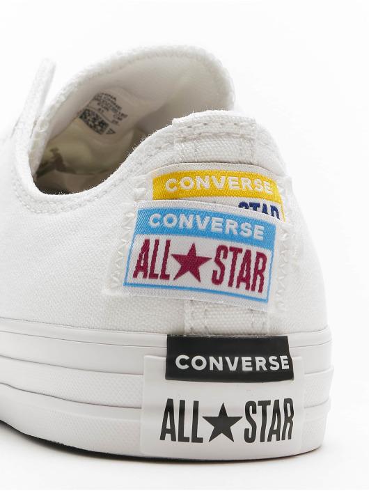 Converse Sneakers Ctas Ox biela